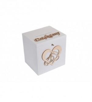 Pudełko na koperty życzenia...