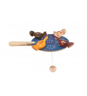 Zabawka dekoracyjna ruchoma