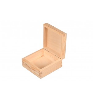 Wooden box for CD