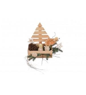 Skrzynka Świąteczna na stroiki
