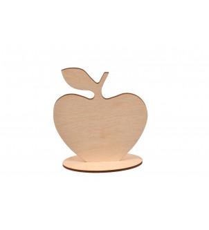 Jabłko na podstawce