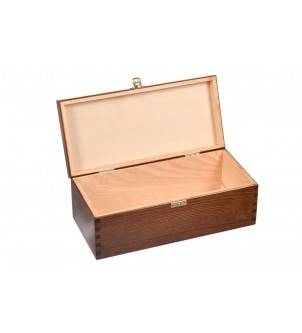 Pudełko na 1 L Jack Daniels malowana