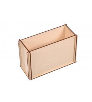 Pudełko na akcesoria do decoupage