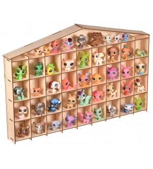 Półka organizer na Pet Shop