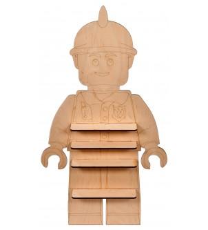 Półka na figurki Lego