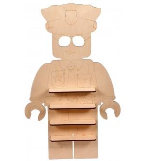 PÓŁKA regał na figurki LEGO
