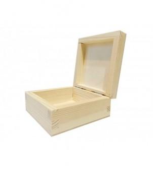 Wooden box 16x16