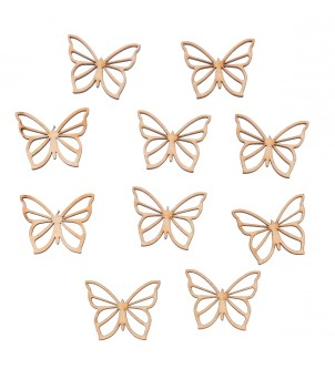 Scrapki motyle decoupage 10...