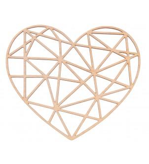 Geometryczne serce