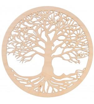 Drewniane drzewo