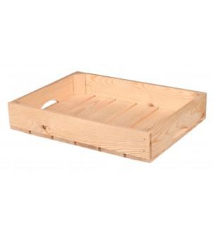 Drewniana taca duża 30x40cm
