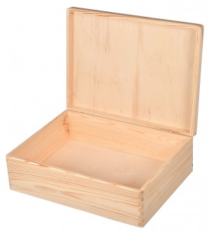 Box with lid D-05