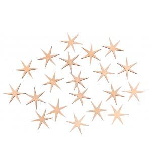 Gwiazdki komplet 20 szt...