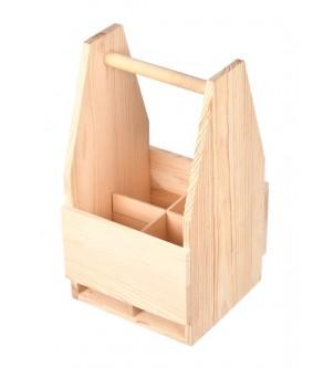 Drewniane nosidełko...