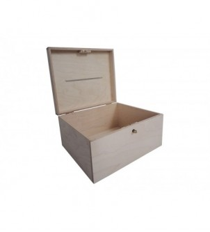 Small box for envelopes