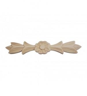 Dekor drewniany ozdoba decoupage rzezba rękodzieło
