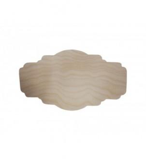 Dekor drewniany