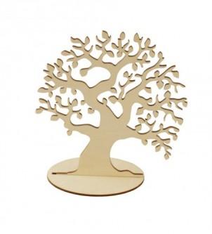 Drzewo ze sklejki