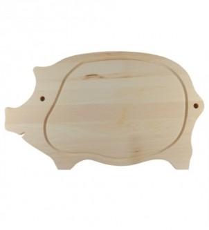 Drewniana deska do krojenia...