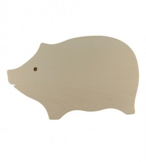 Szablon/deska świnka
