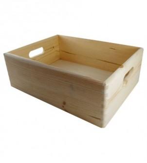 Szkrzynka drewniana