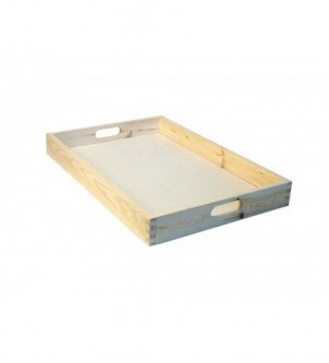 Tray with handles T-08