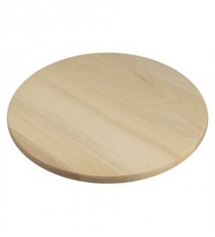 Deska drewniana obrotowa średnia 35cm