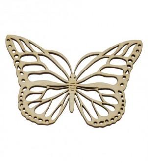 Dekor motyl ażurowy