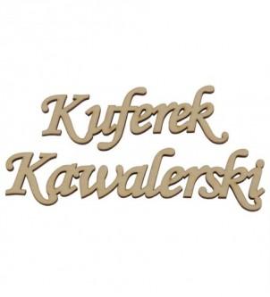 Komplet napisów Kuferek...
