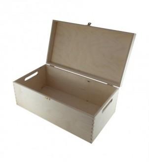 Drewniane pudełko wspomnień