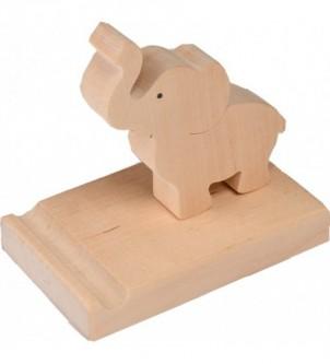 Podstawka słoń pod telefon lub tablet