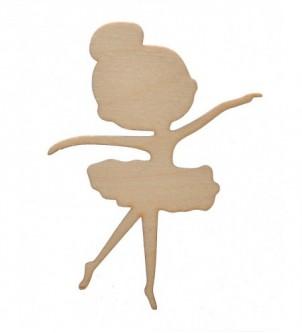 Baletnica z sklejki B-6