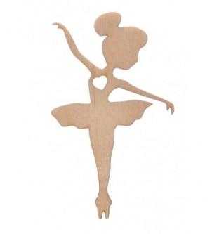 Baletnica z sklejki B-1